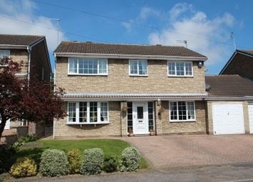 Thumbnail 4 bed detached house for sale in Denton Gardens, Ackworth, Pontefract