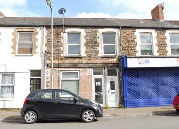 Thumbnail 2 bedroom flat for sale in Carlisle Street, Splott, Cardiff