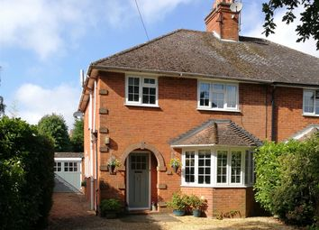 Thumbnail Semi-detached house for sale in Andover Road, Newbury