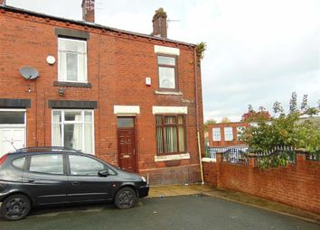 Thumbnail 2 bed end terrace house for sale in Columbia Street, Oldham