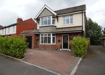 Thumbnail 4 bed detached house for sale in Wembley Avenue, Penwortham, Preston