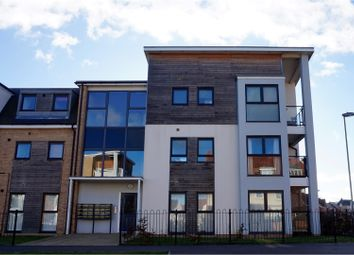 Thumbnail 2 bed flat for sale in Planets Way, Biggleswade