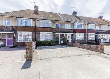 Thumbnail 3 bed terraced house for sale in King Edward Avenue, Broadwater, Worthing