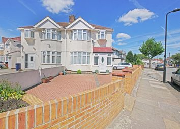 3 bed semi-detached house for sale in St. Peters Road, Southall, Middlesex UB1