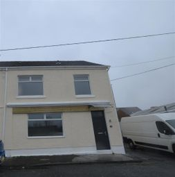 Thumbnail 3 bed semi-detached house for sale in Church Lane, Cwmgors, Ammanford