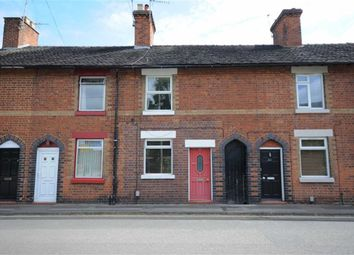 Thumbnail 2 bed terraced house for sale in Station Road, Stone