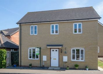 Thumbnail 3 bed detached house for sale in Christie Drive, Huntingdon