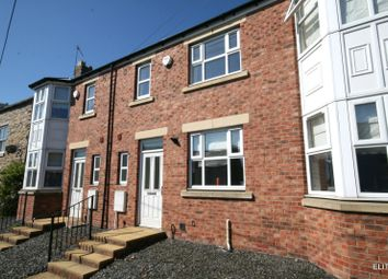 Thumbnail 3 bed terraced house to rent in Front Street, Witton Gilbert, Durham