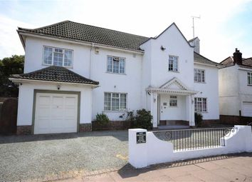 Thumbnail 5 bed detached house for sale in Sompting Avenue, Broadwater, Worthing, West Sussex