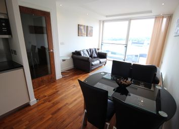 Thumbnail 1 bedroom flat to rent in Dock 9, 94 The Quays, Salford Quays