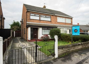 Thumbnail 4 bed semi-detached house for sale in Haslam Drive, Ormskirk