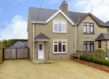 Thumbnail 2 bed semi-detached house for sale in Pavenhill, Purton, Swindon