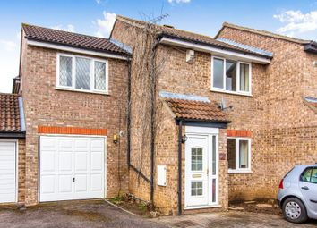 Thumbnail 3 bed terraced house for sale in Cunningham Way, Eaton Socon, St. Neots