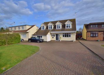 Thumbnail 4 bed detached house for sale in Stock Road, Billericay