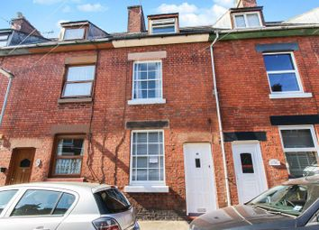 4 bed terraced house for sale in Chorley Street, Leek ST13