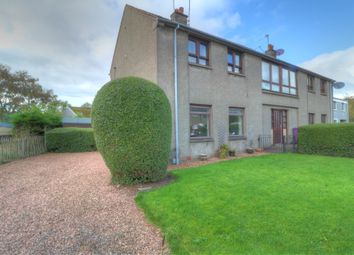 Thumbnail 1 bed flat for sale in Lochend Road, Carnoustie