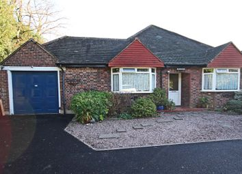 Thumbnail 3 bed detached bungalow for sale in Bourne Way, Addlestone, Surrey