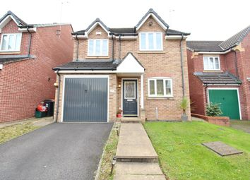 Thumbnail 3 bed detached house for sale in Fuscia Way, Rogerstone, Newport
