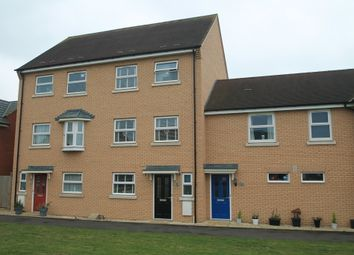 Thumbnail 4 bedroom town house for sale in The Moat, Aylesbury