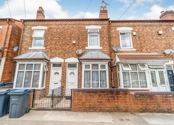 Thumbnail 2 bed terraced house for sale in Oldknow Road, Birmingham