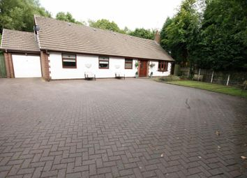 Thumbnail 5 bed detached bungalow for sale in Sherwood Drive, Elmers Green, Skelmersdale