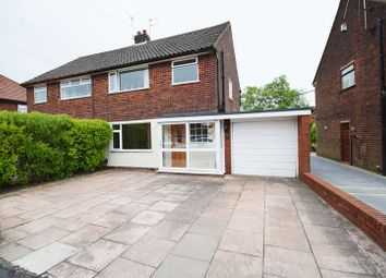 Thumbnail Semi-detached house for sale in Uplands Drive, Werrington, Stoke-On-Trent