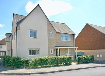 4 bed detached house for sale in Hogsden Leys, St. Neots, Cambridgeshire PE19