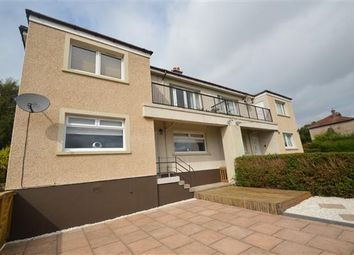 Thumbnail 2 bed flat for sale in Kelvin Way, Kilsyth