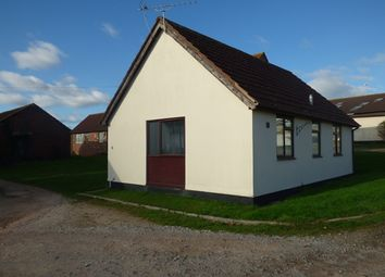 Thumbnail 1 bed bungalow to rent in Old Rydon Lane, Exeter