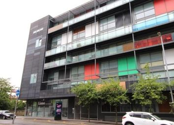 Thumbnail 3 bed flat to rent in Cowcaddens Road, Glasgow