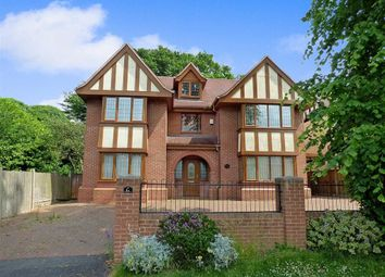 Thumbnail 6 bed detached house for sale in Pilkington Avenue, Westlands, Newcastle-Under-Lyme