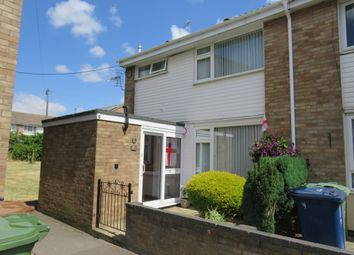 Thumbnail 3 bedroom end terrace house for sale in Nowell Road, Oxford