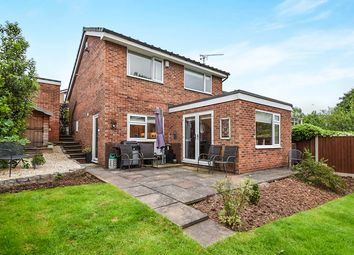 Thumbnail 3 bed detached house for sale in Bradwell Close, Mickleover, Derby