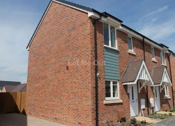 Thumbnail 2 bed semi-detached house to rent in Hutton Park, Hutton Moor Lane, West Wick, Weston-Super-Mare