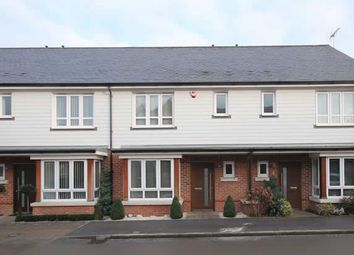 Thumbnail 3 bed terraced house for sale in Willowbourne, Fleet