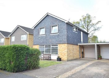 Thumbnail 3 bed link-detached house for sale in Rideway Close, Camberley, Surrey