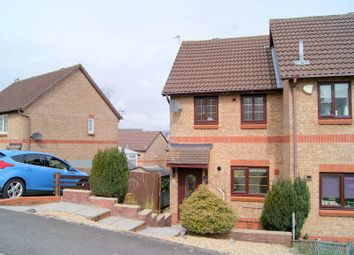 Thumbnail 2 bed end terrace house to rent in Bryn Amlwg, North Cornelly, Bridgend.