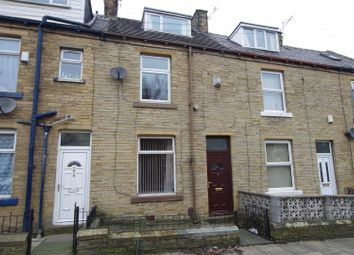 Thumbnail 3 bed terraced house for sale in Brassey Terrace, Bradford