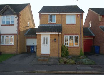 Thumbnail 3 bed detached house to rent in Dudley Close, Chafford Hundred, Grays