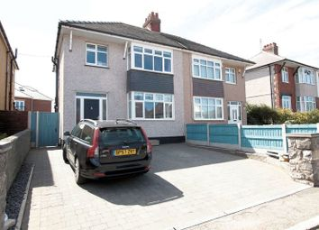 Thumbnail 3 bed semi-detached house for sale in Hylas Lane, Rhuddlan, Rhyl