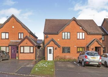 Thumbnail 2 bed end terrace house for sale in Osterley Grove, Nuthall, Nottingham, Nottinghamshire