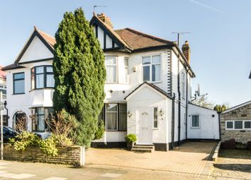 Thumbnail 4 bedroom property to rent in Park View Road, Dollis Hill
