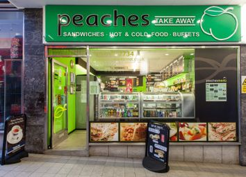 Thumbnail Restaurant/cafe to let in Sandwich Shop, Bournemouth
