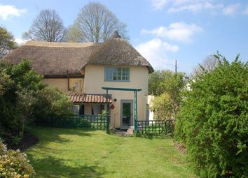 Thumbnail 2 bed semi-detached house for sale in Ide, Exeter, Devon