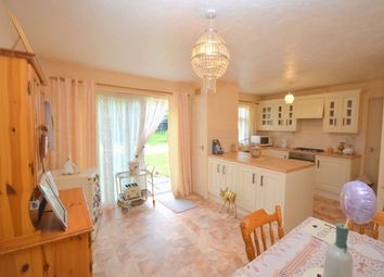 Thumbnail 4 bed terraced house for sale in Wade Meadow Court, Lings, Northampton