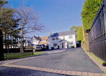 Thumbnail 5 bed detached house for sale in The Long Shoot, Nuneaton, Warwickshire