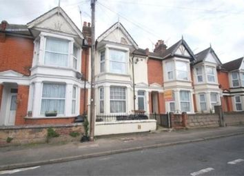 Thumbnail 3 bed terraced house to rent in Linden Road, Gillingham