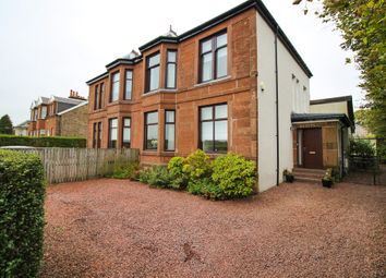 Thumbnail 4 bed semi-detached house for sale in 136 Glasgow Road, Strathaven