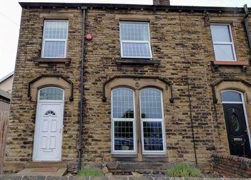 Thumbnail 4 bedroom end terrace house for sale in Glebe Street, Marsh, Huddersfield