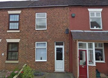 Thumbnail 2 bed terraced house for sale in School Street, Church Gresley, Swadlincote